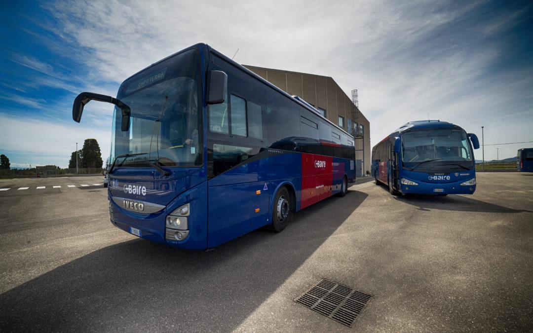 Allo stadio si va in autobus