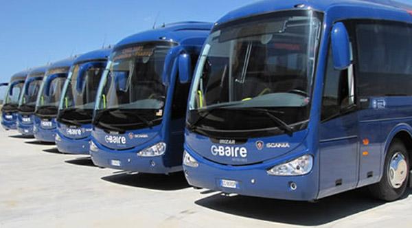 Covid-19, bus gratis fino al 25/3
